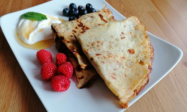 Ovomaltine Crunchy Crpes